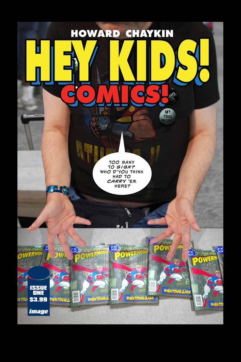 HEY KIDS COMICS #1