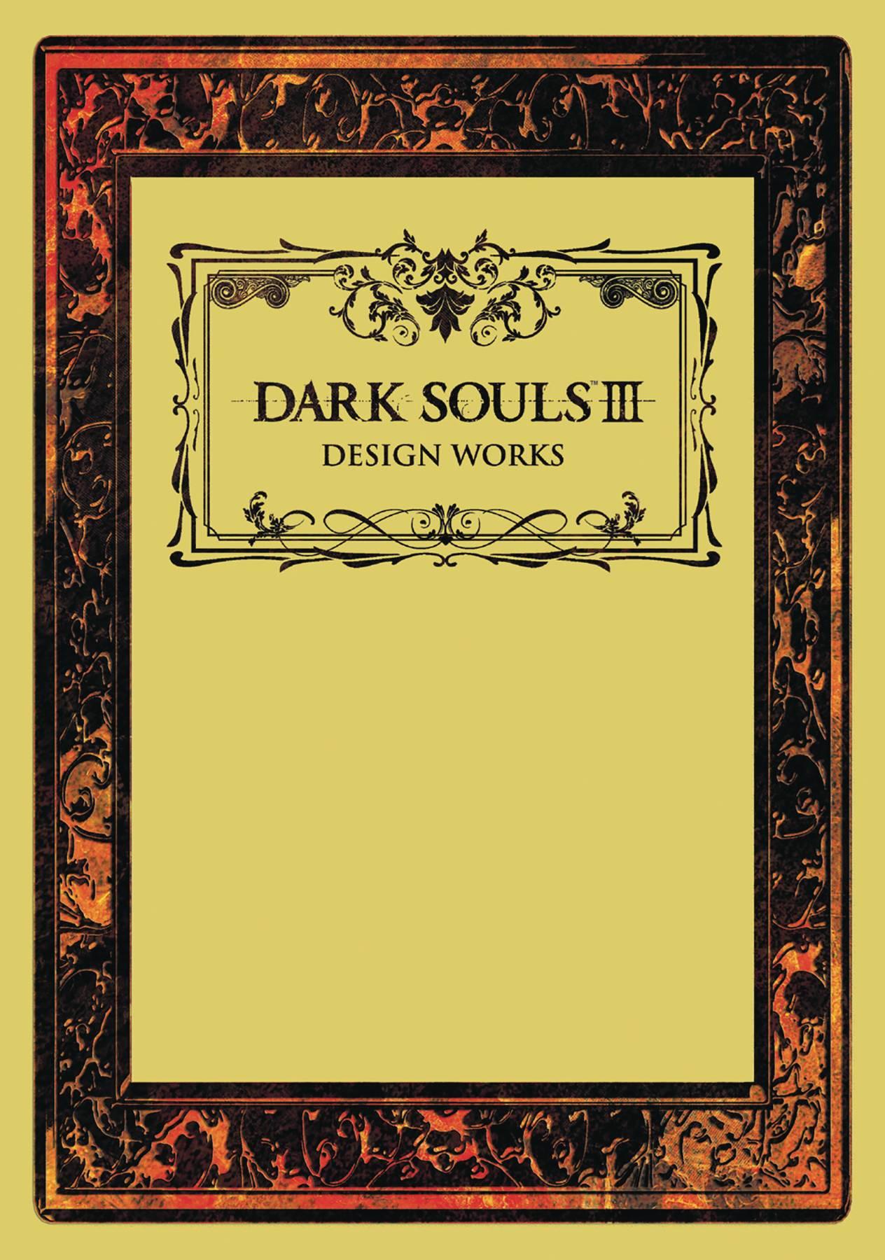 DARK SOULS III DESIGN WORKS HC
