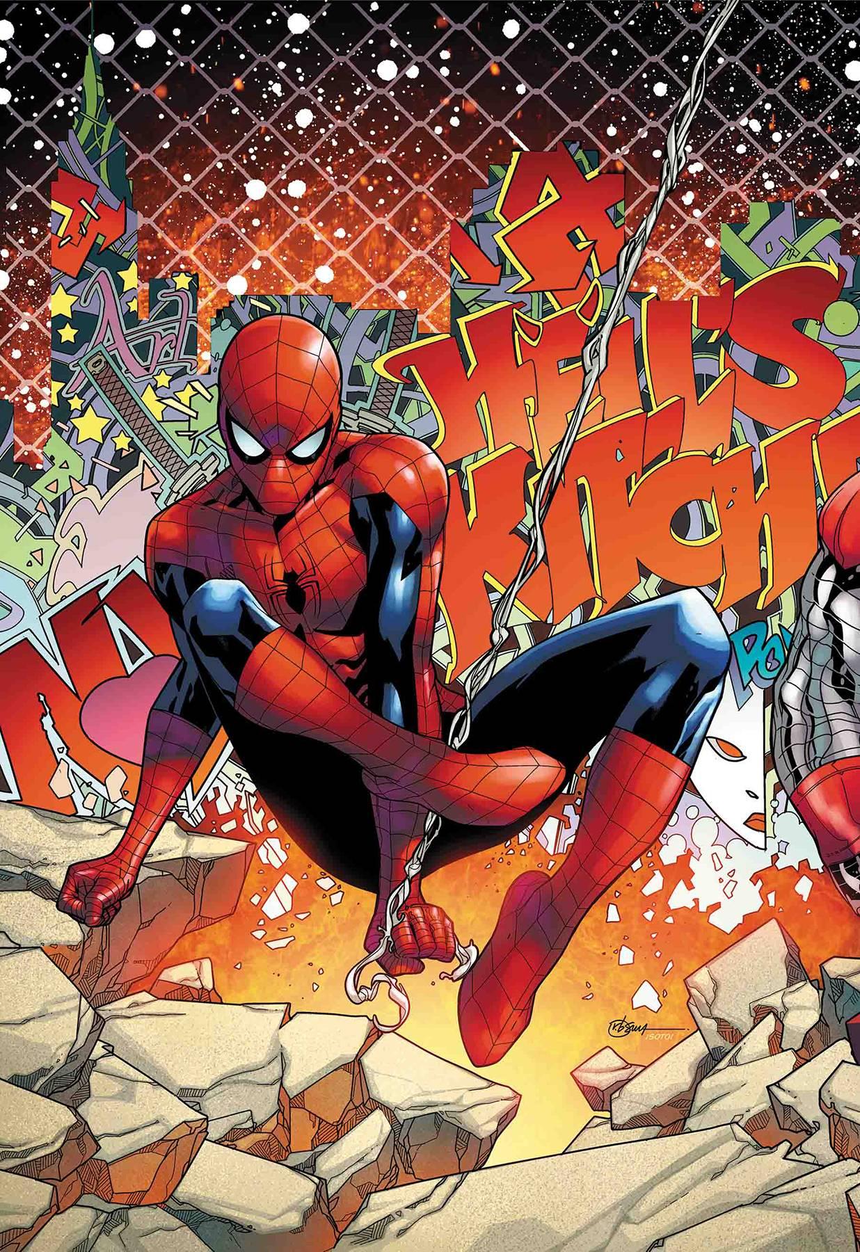 TYPHOID FEVER: SPIDER-MAN #1