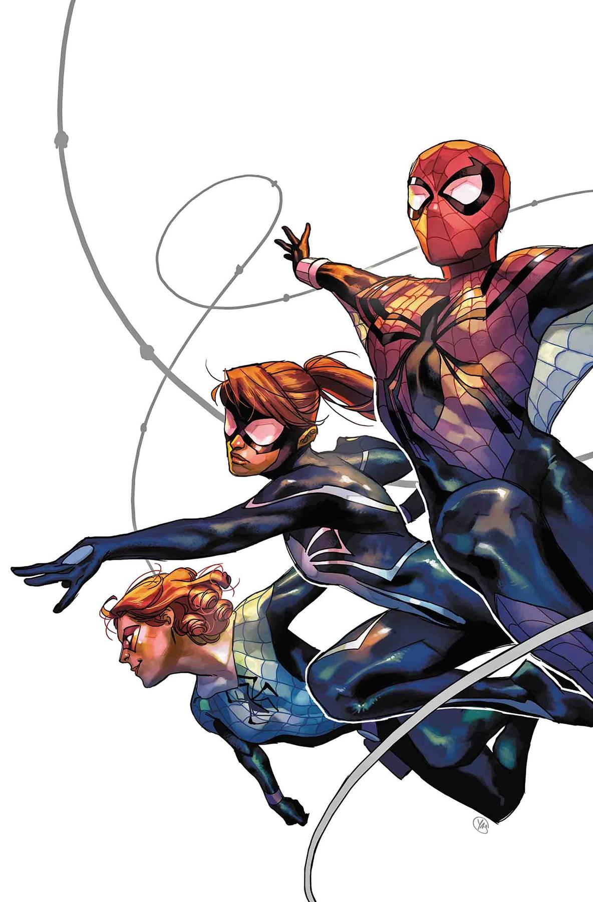 SPIDER-GIRLS #1 (of 3)