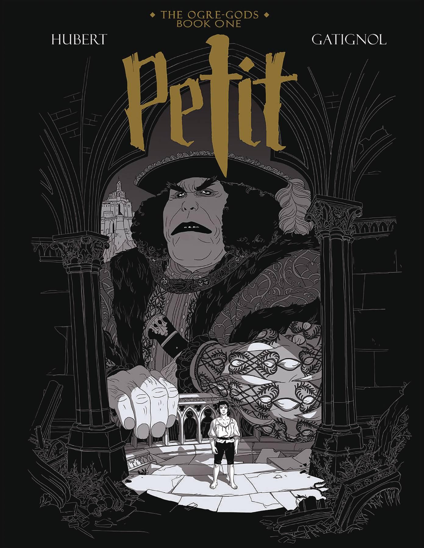 PETIT HC BOOK 01 OGRE GODS