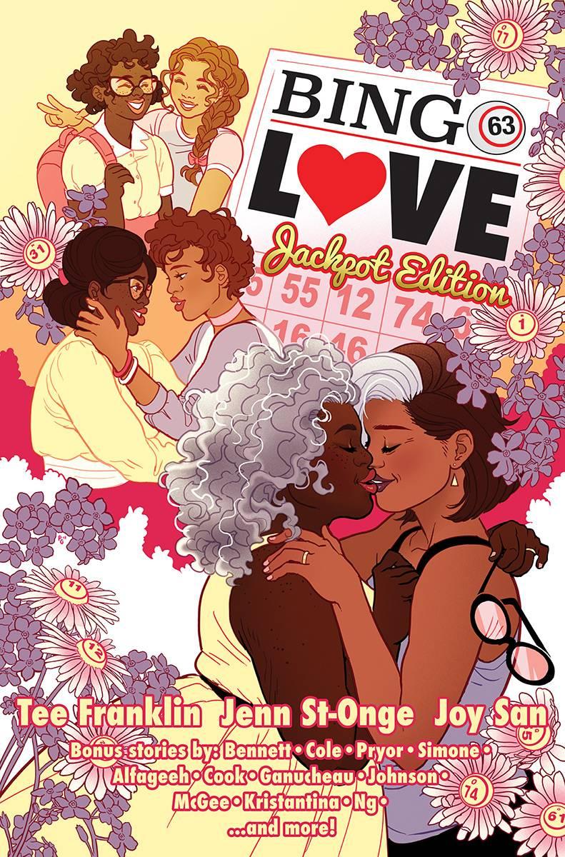 BINGO LOVE, VOL. 1: JACKPOT EDITION HC
