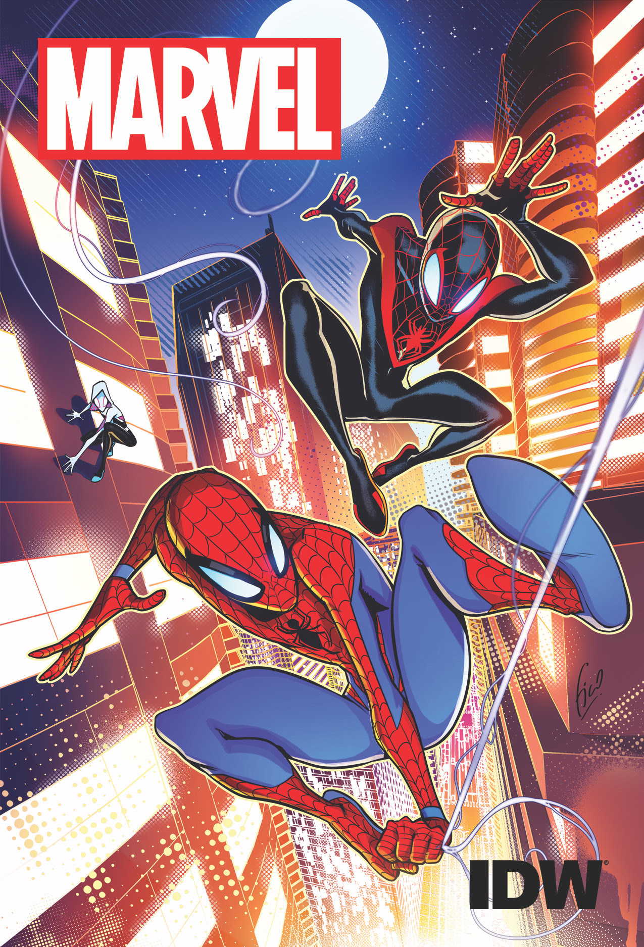 SPIDER-MAN (IDW) #1