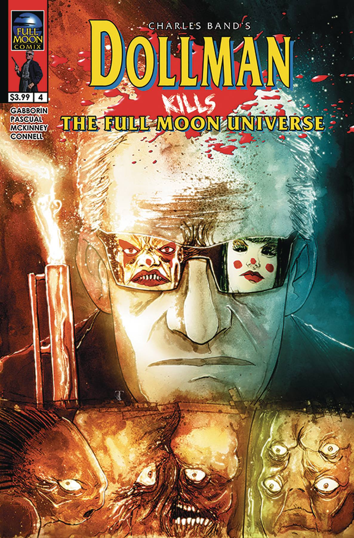 DOLLMAN KILLS THE FULL MOON UNIVERSE #4 (OF 6) CVR A TEMPLES