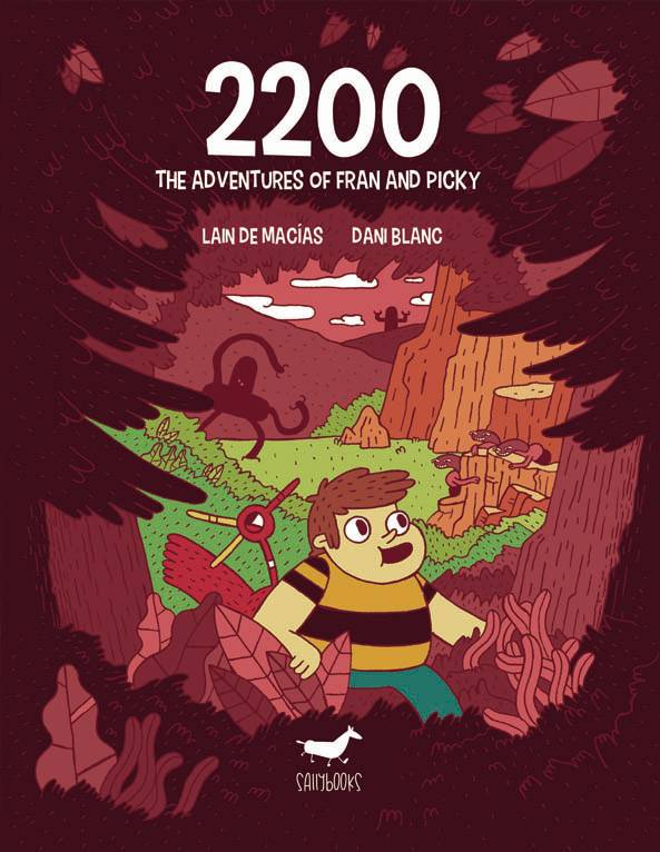 2200 THE ADVENTURES OF FRAN AND PICKY