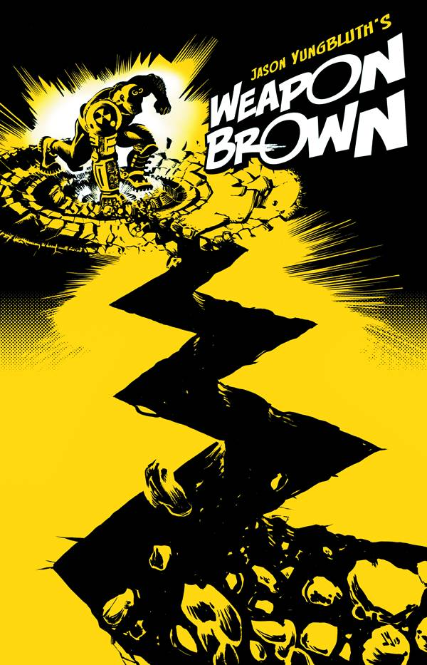 WEAPON BROWN TP