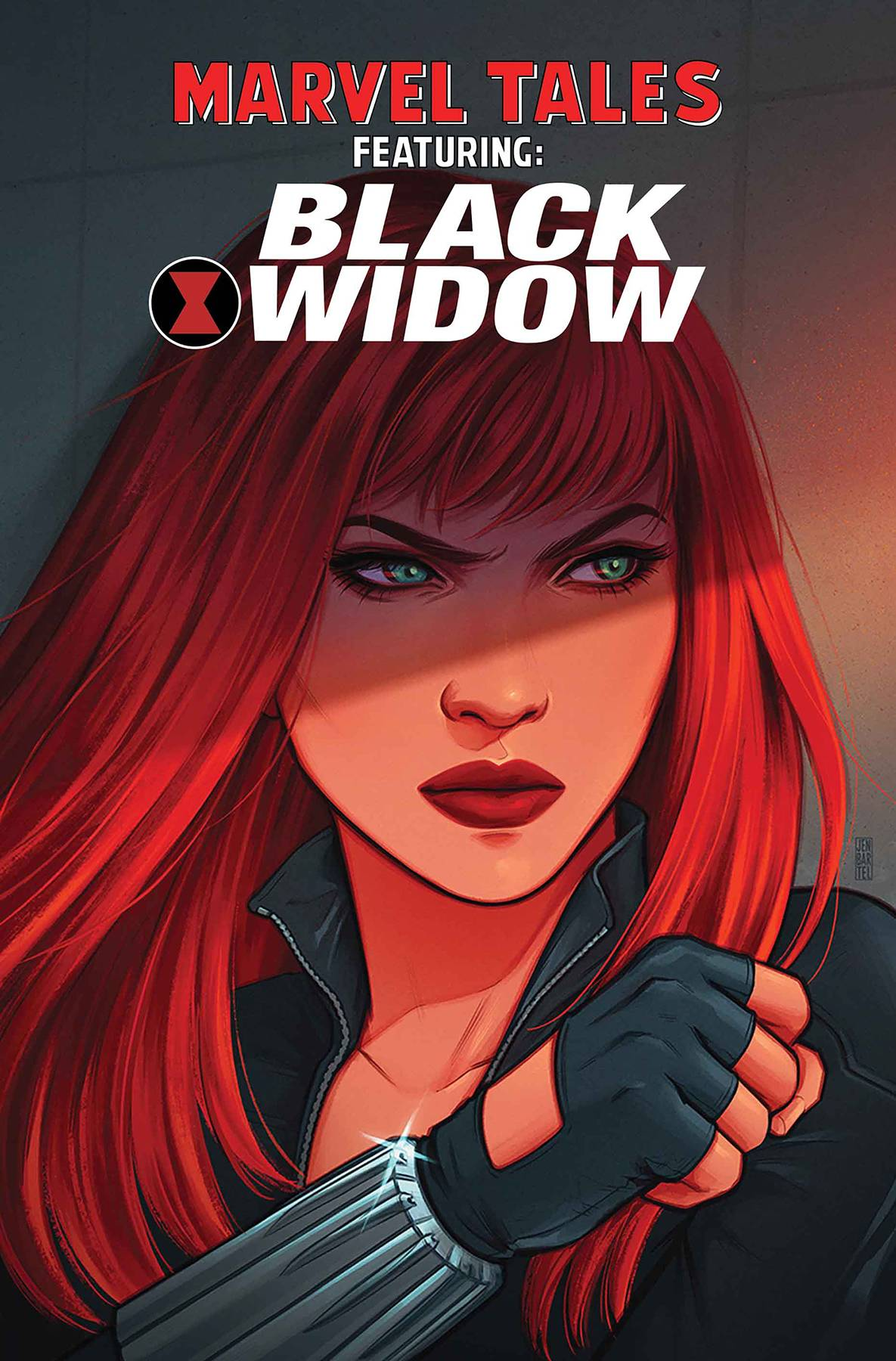 MARVEL TALES BLACK WIDOW #1