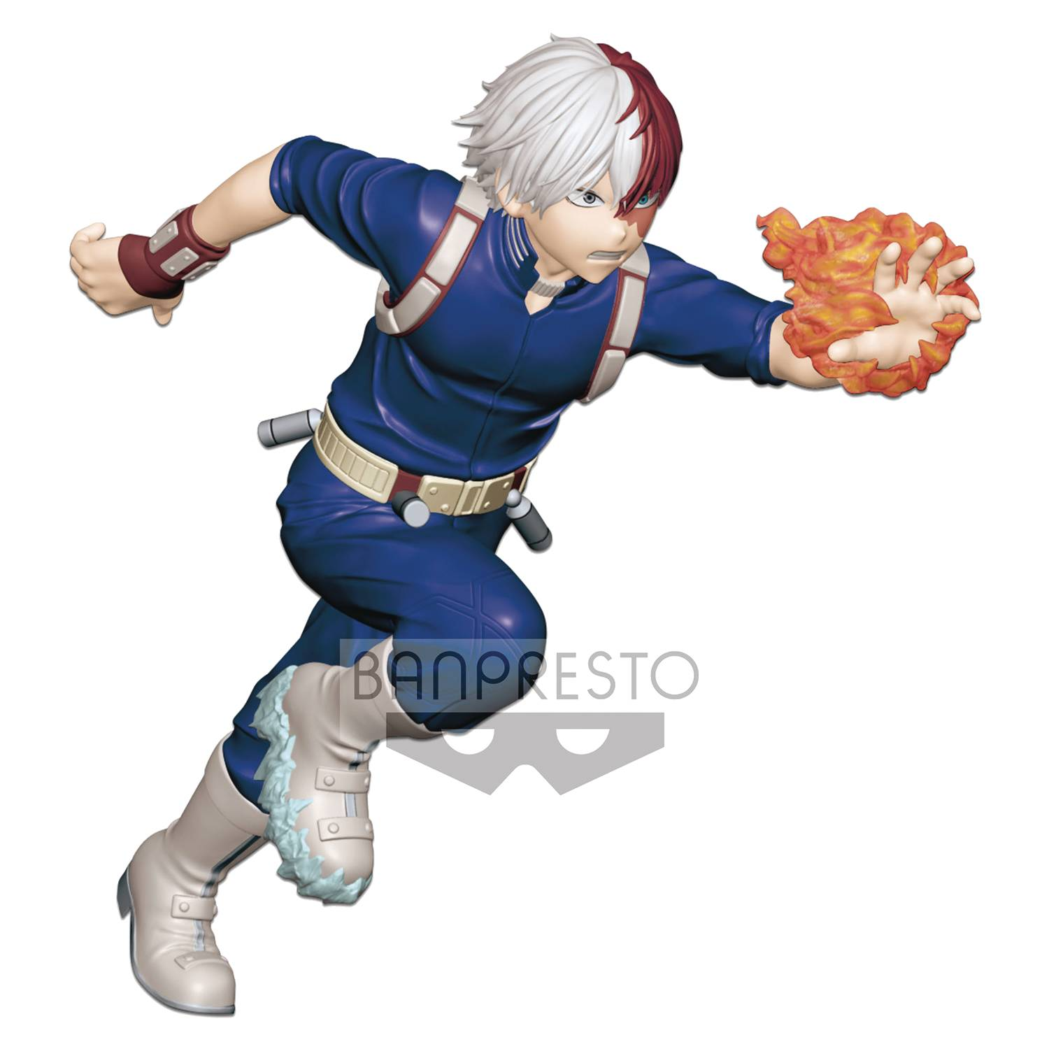 MY HERO ACADEMIA ENTER THE HERO TODOROKI FIG