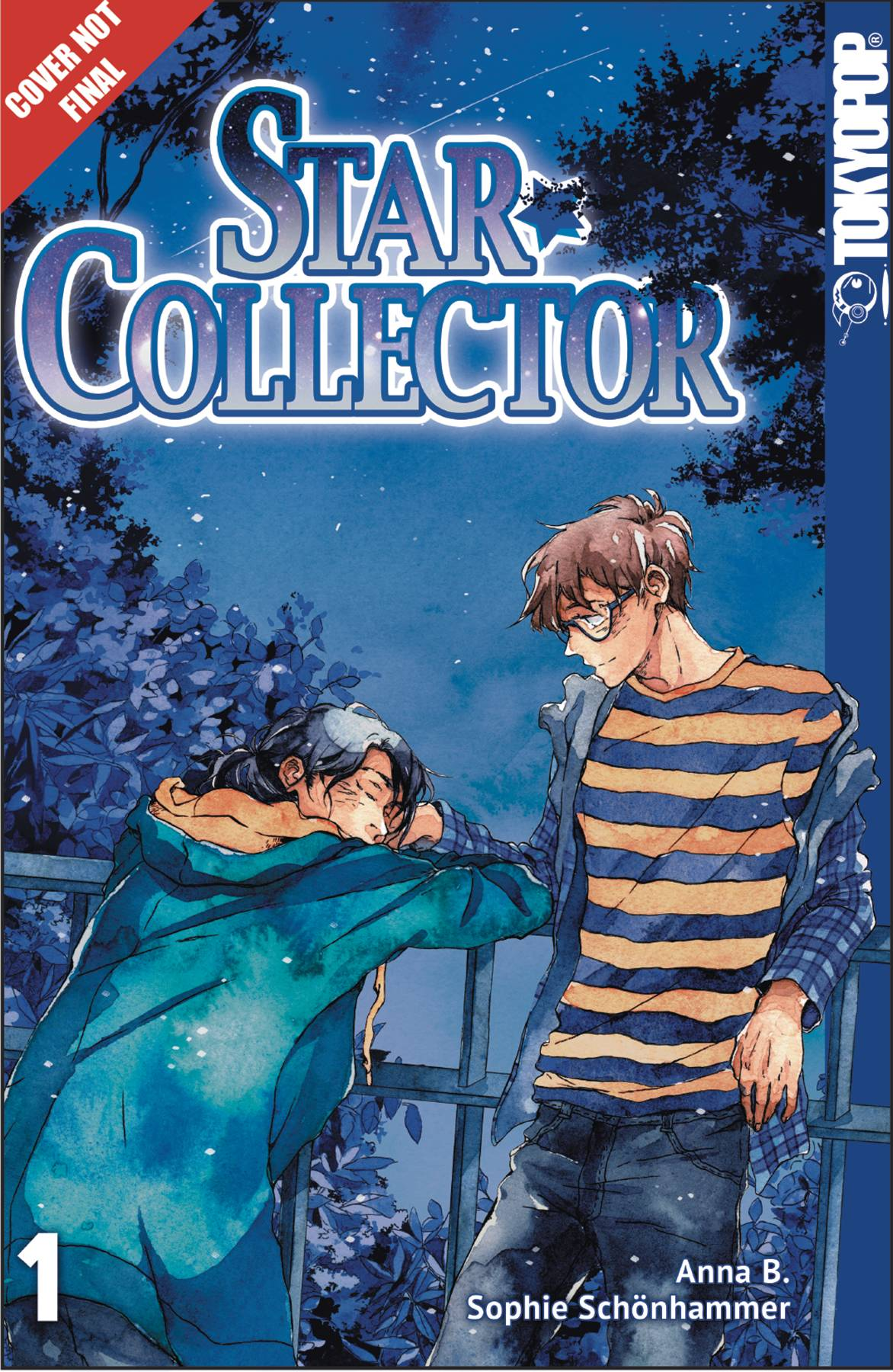 STAR COLLECTOR MANGA GN VOL 01