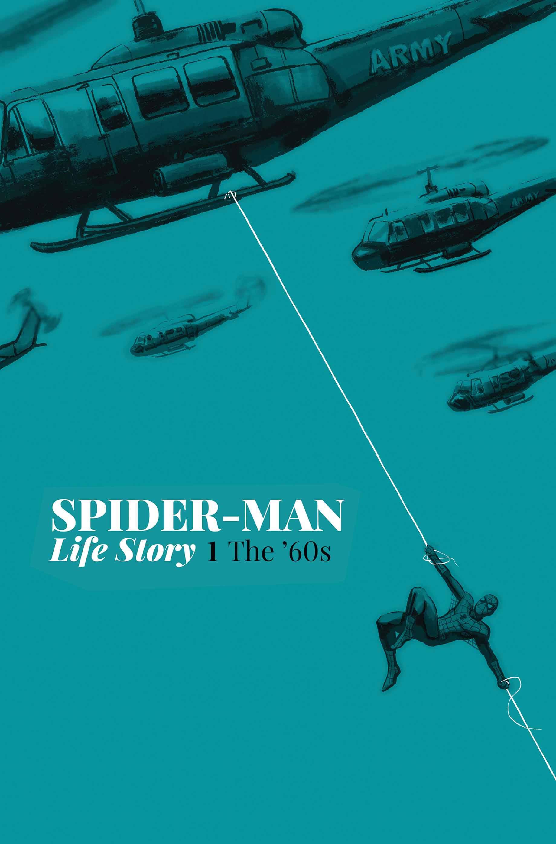 SPIDER-MAN LIFE STORY #1