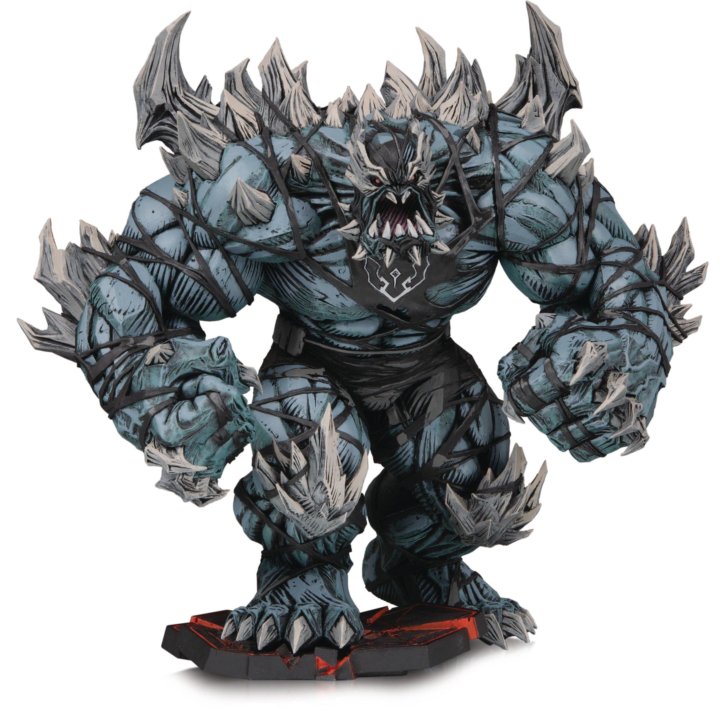 DARK KNIGHTS METAL BATMAN THE DEVASTATOR STATUE