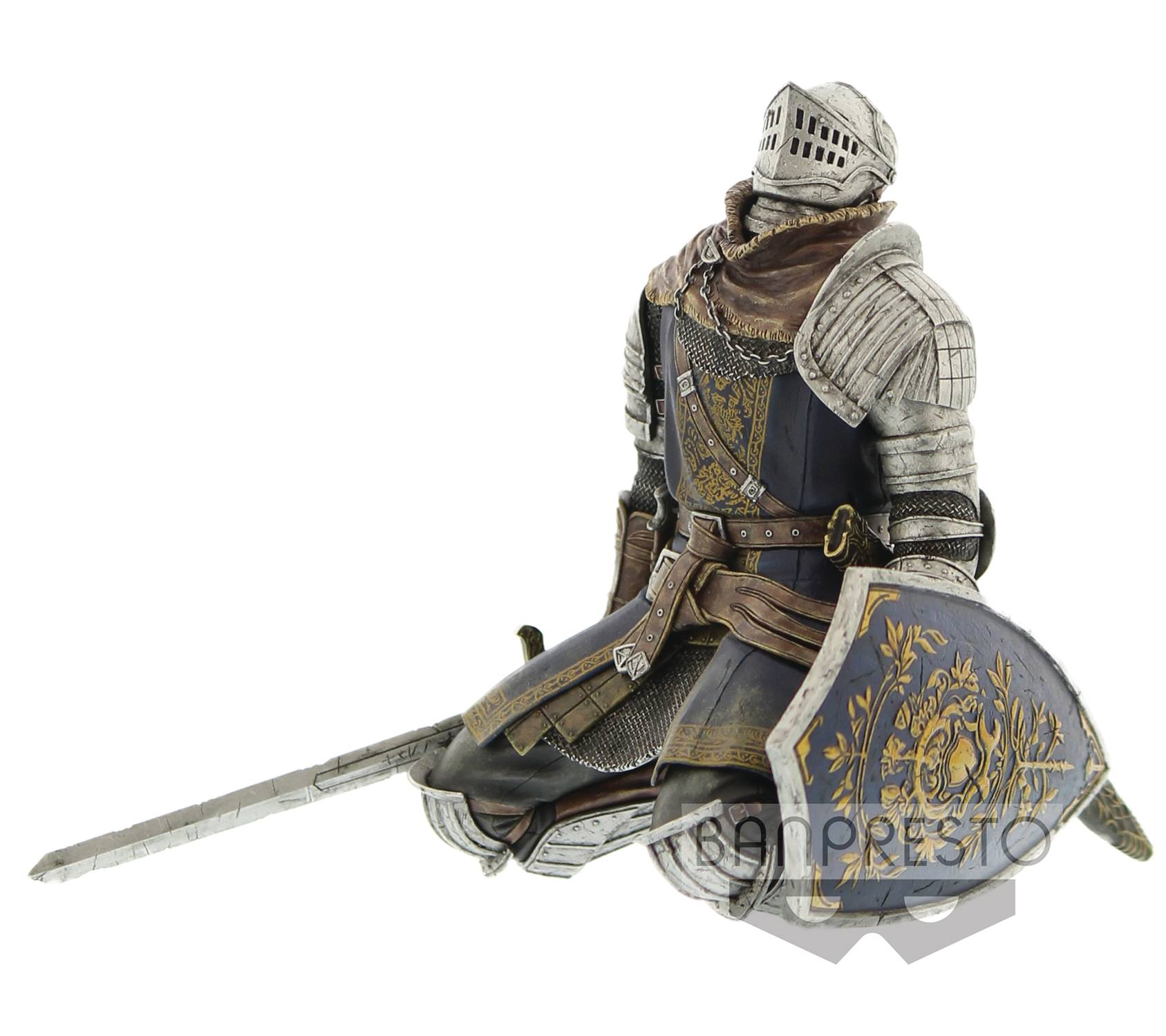 DARK SOULS SCULPT COLL OSCAR KNIGHT OF ASTORA FIG