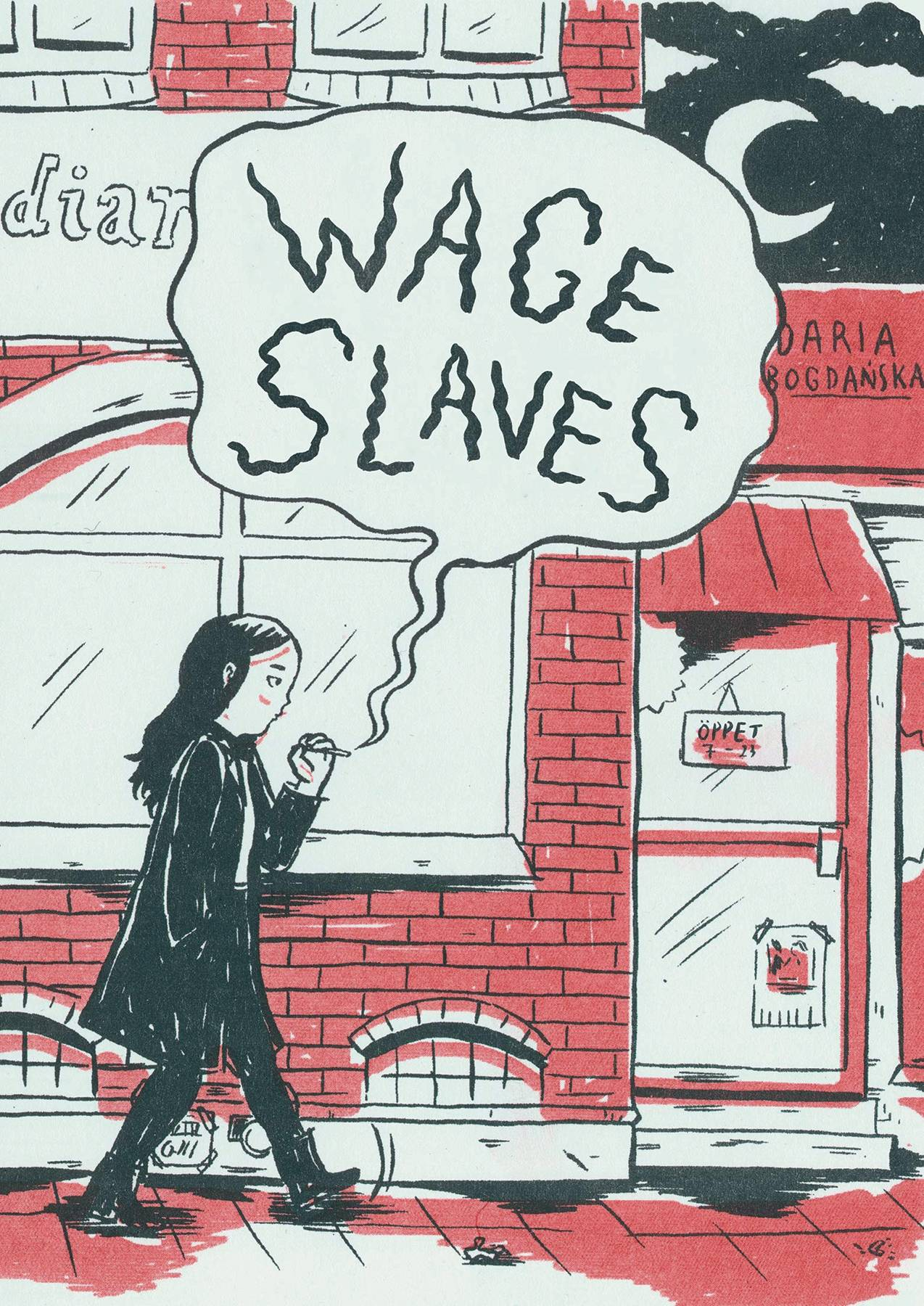WAGE SLAVES GN
