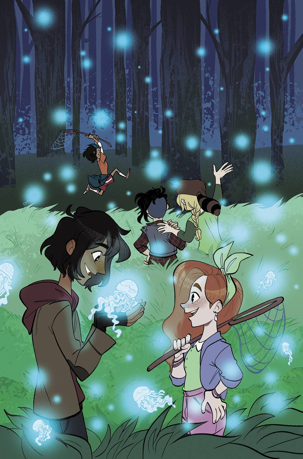 LUMBERJANES SOMEWHERE GREEN #1