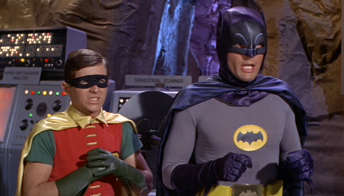 Batman premiered on July 30, 1966