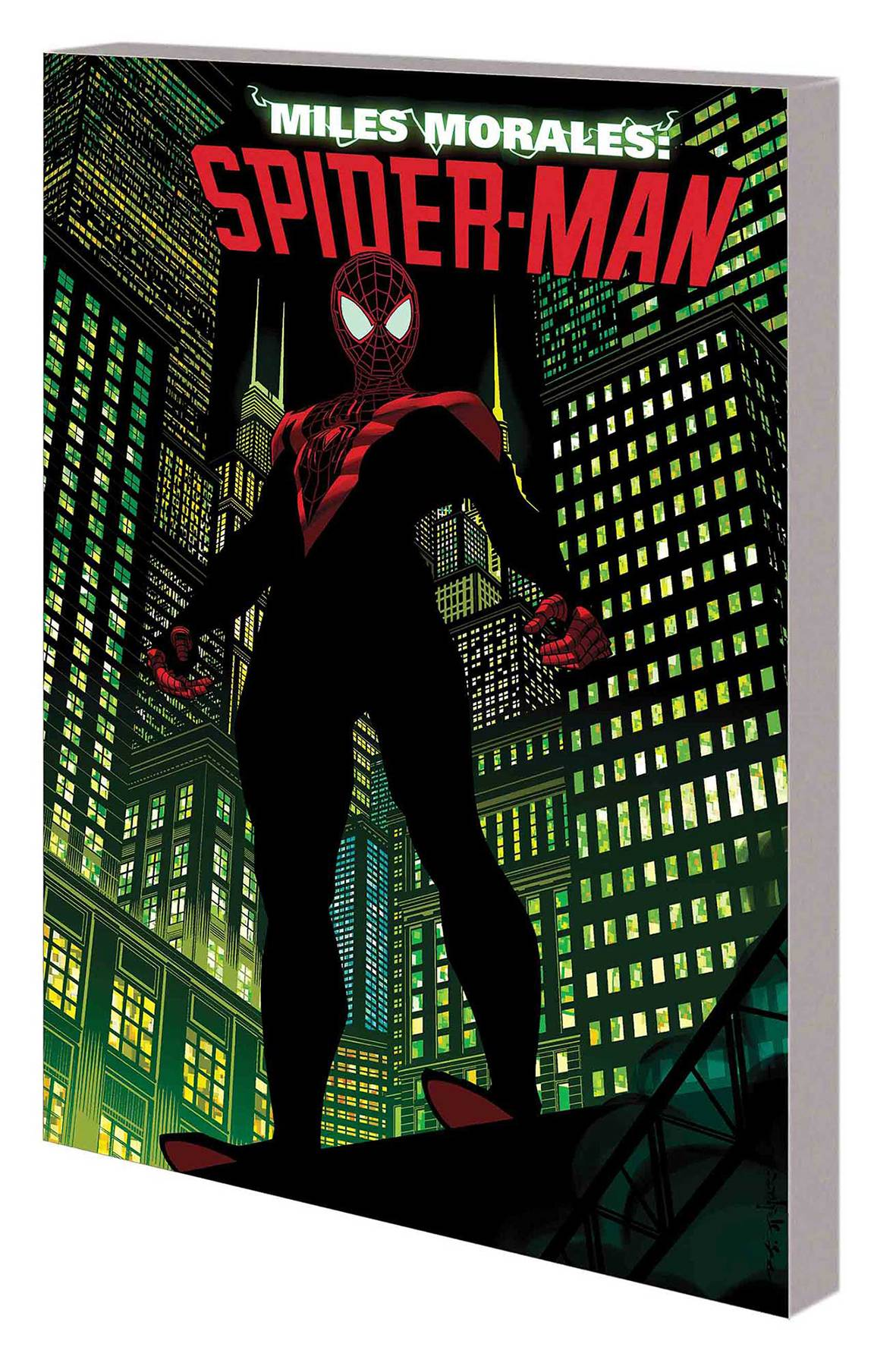 MILES MORALES TP VOL 01 STRAIGHT OUT OF BROOKLYN