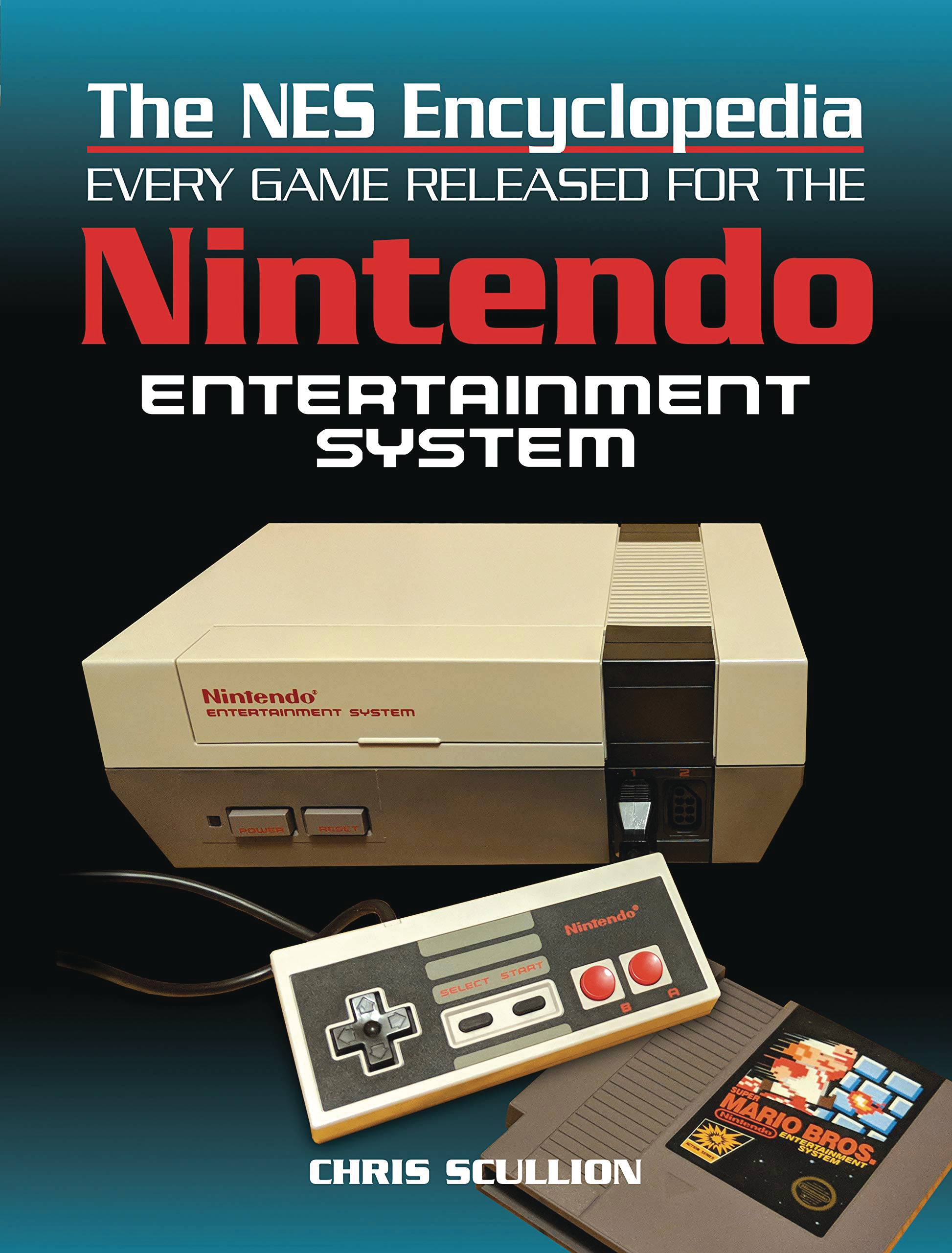 NES ENCYCLOPEDIA HC