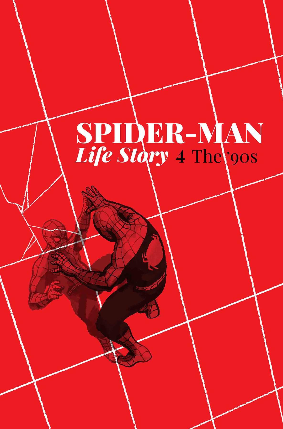 SPIDER-MAN LIFE STORY #4