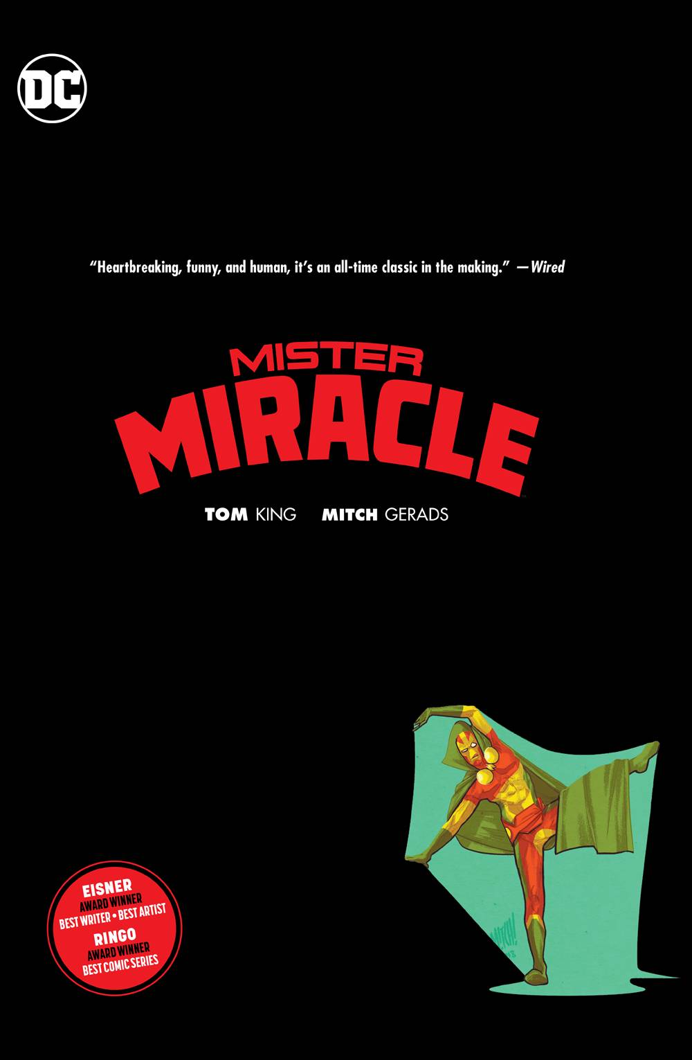 MISTER MIRACLE HC