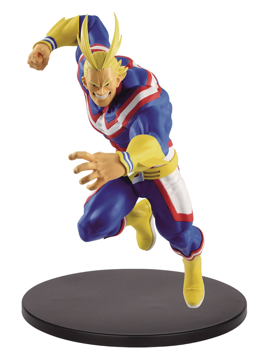 MY HERO ACADEMIA AMAZING HEROES V5 ALL MIGHT FIG