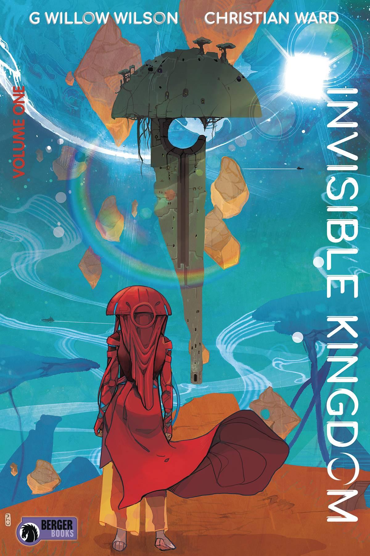 INVISIBLE KINGDOM TP VOL 01
