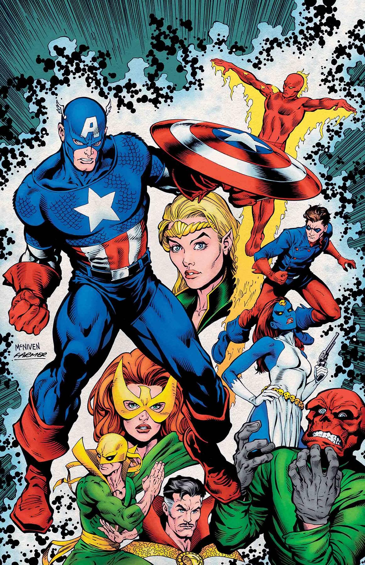 HISTORY OF MARVEL UNIVERSE #2 (OF 6) MARVEL COMICS