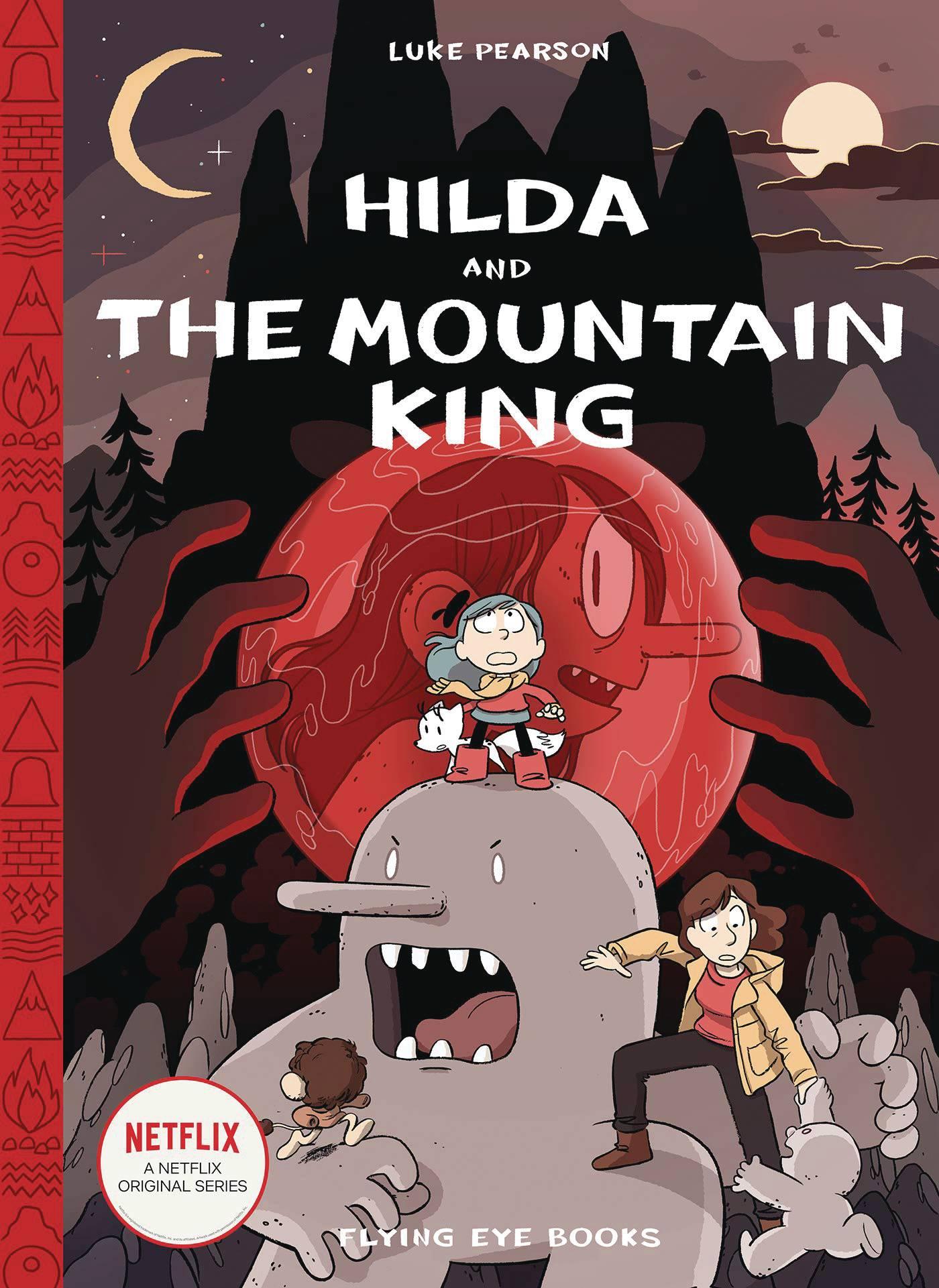 HILDA & MOUNTAIN KING HC GN