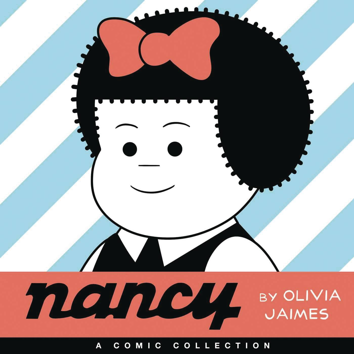 OLIVIA JAIMES NANCY HC COLL VOL 01
