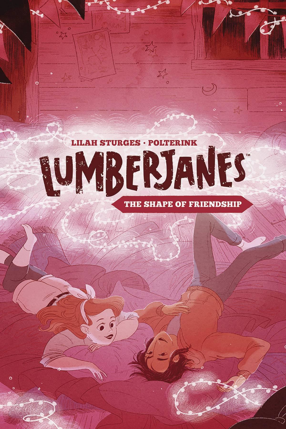 LUMBERJANES ORIGINAL GN VOL 02 SHAPE FRIENDSHIP