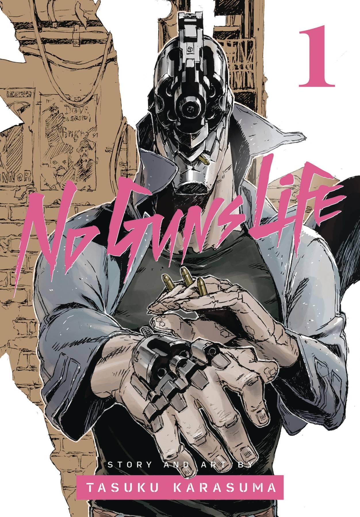 NO GUNS LIFE GN VOL 01