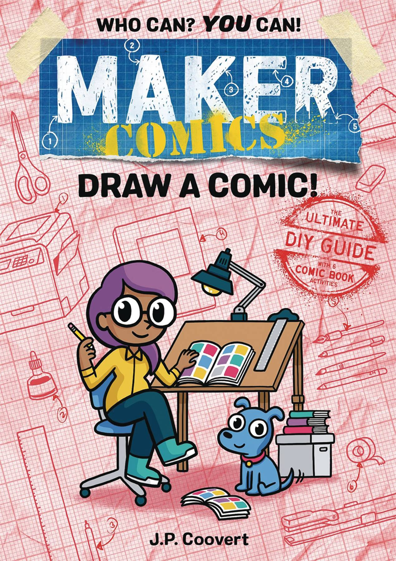 MAKER COMICS GN DRAW A COMIC