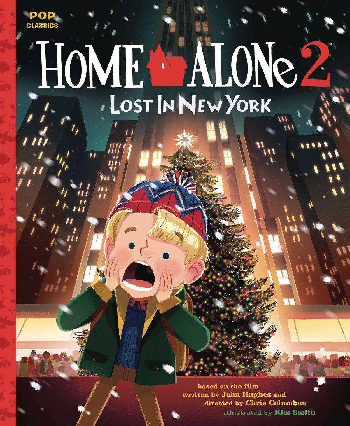 HOME ALONE 2 LOST IN NEW YORK POP CLASSIC ILLUS STORYBOOK