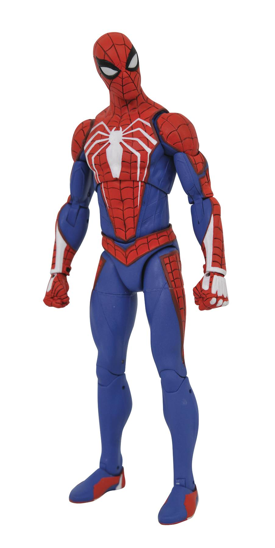 MARVEL SELECT SPIDER-MAN VIDEO GAME PS4 AF