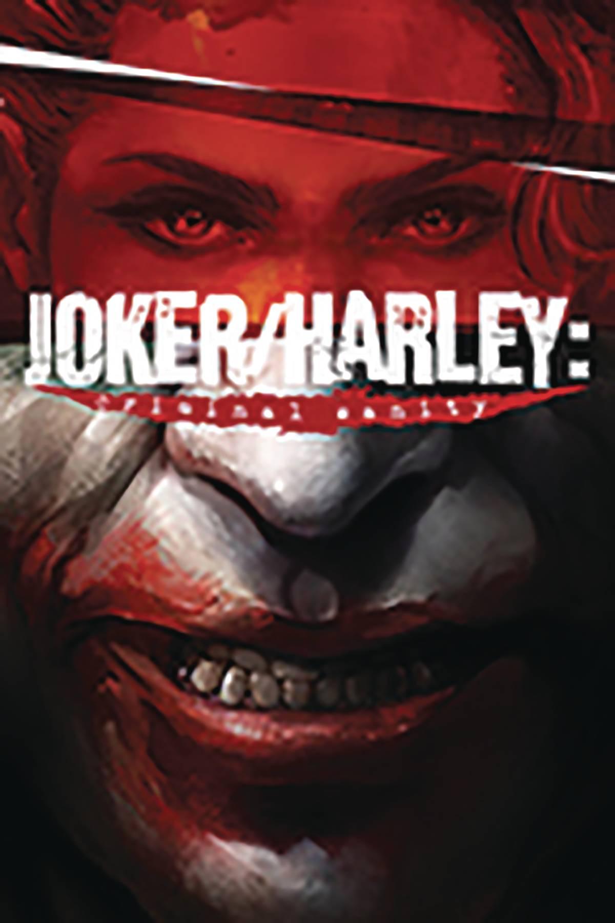 JOKER HARLEY CRIMINAL SANITY #1