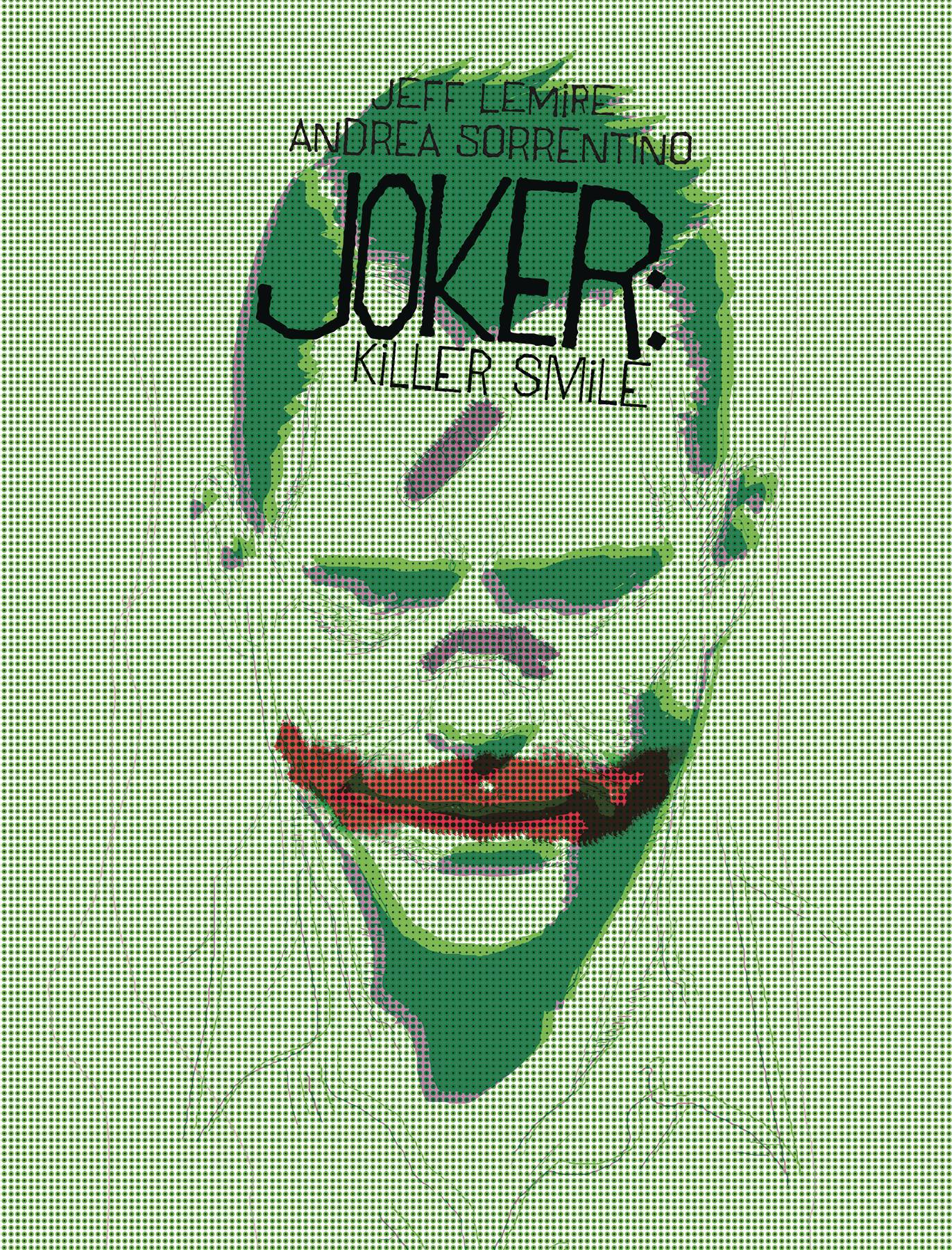 JOKER KILLER SMILE #1