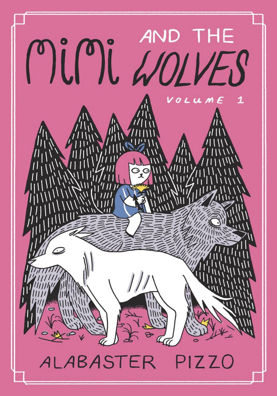 MIMI & THE WOLVES GN VOL 01