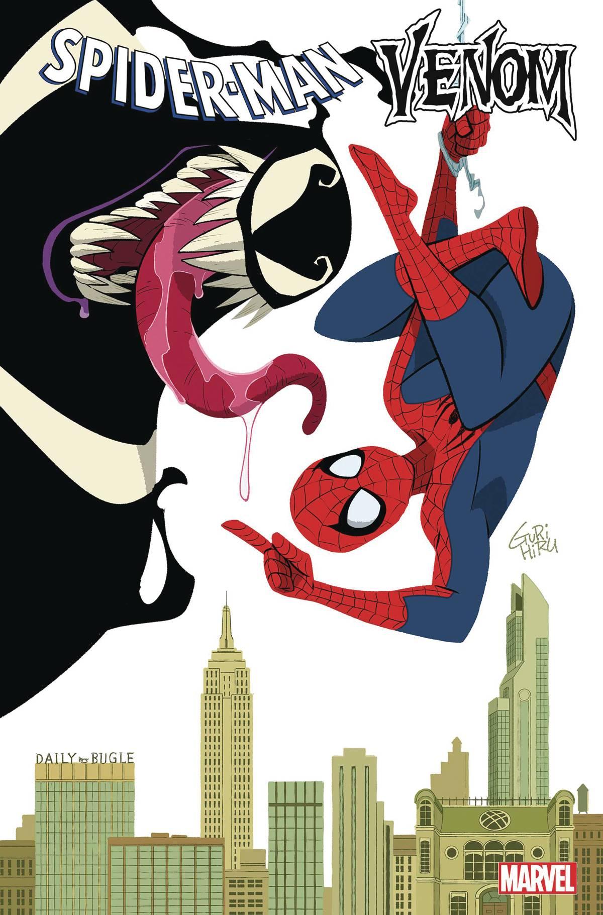 SPIDER-MAN & VENOM DOUBLE TROUBLE #1 (OF 4)