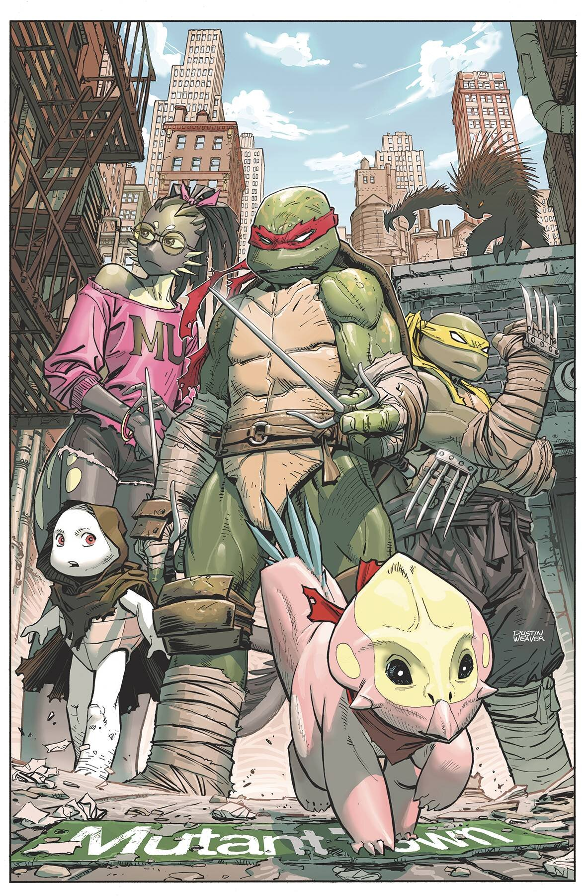 TMNT ONGOING #101