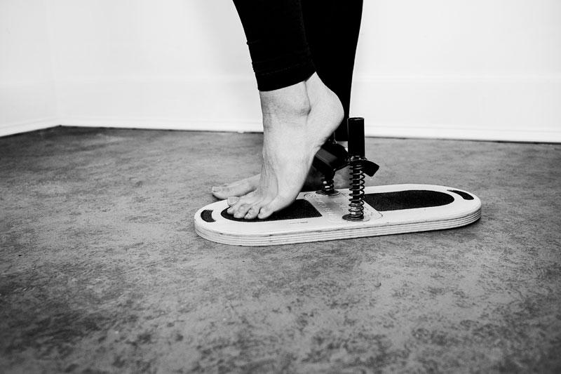 Pilates Foot Corrector