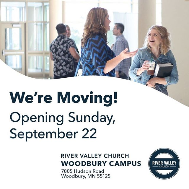See you in our new home in a few weeks! ⛪️❤️🔥#rivervalleywoodbury