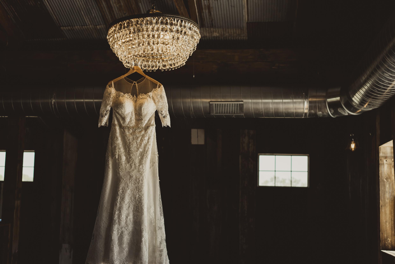 Wedding Dress Olivia Katherine Photography