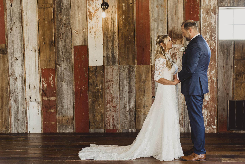 First Look Wedding Olivia Katherine Photography