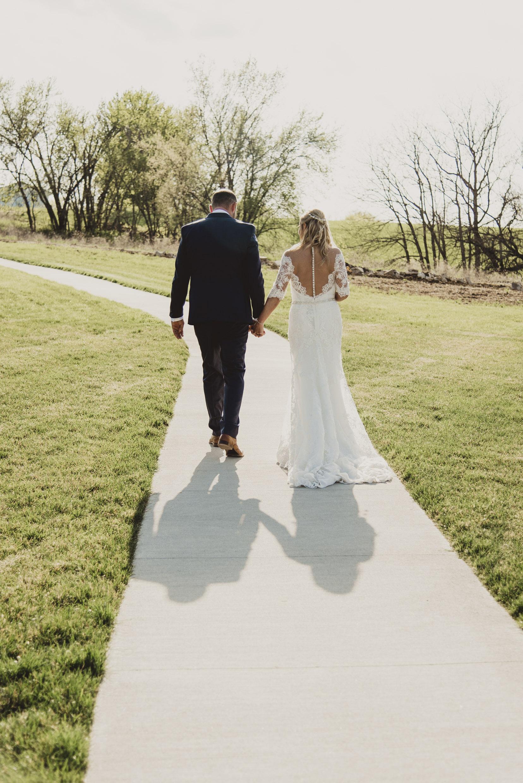 Bride & Groom Wedding Ceremony Olivia Katherine Photography