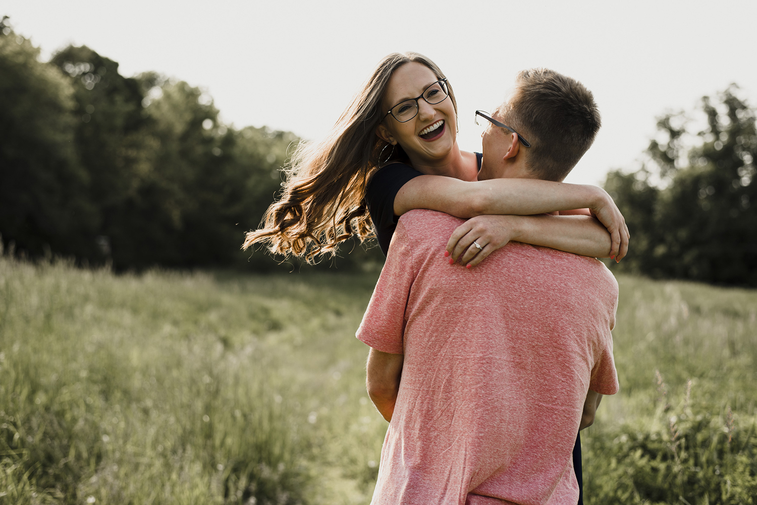 Mara & Corbin - SO happy with our decision in choosing Olivia Katherine Photography!! She has made us feel so comfortable and we actually had FUN taking pictures which neither of us would've imagined!