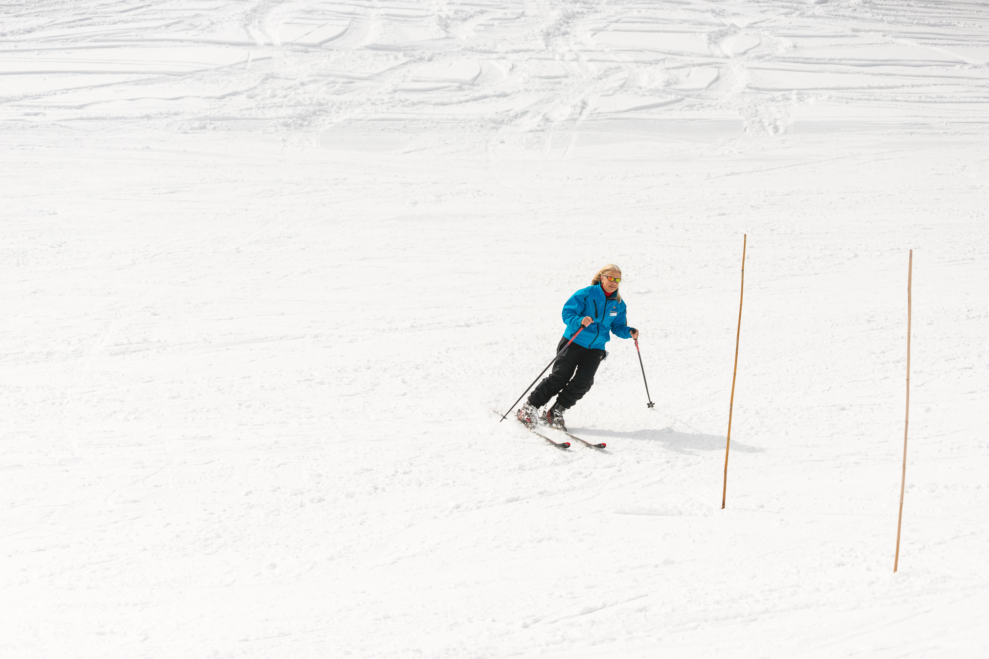 skiing event photography