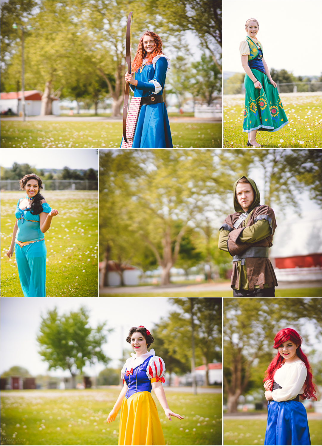 royal tea 2016 princesses