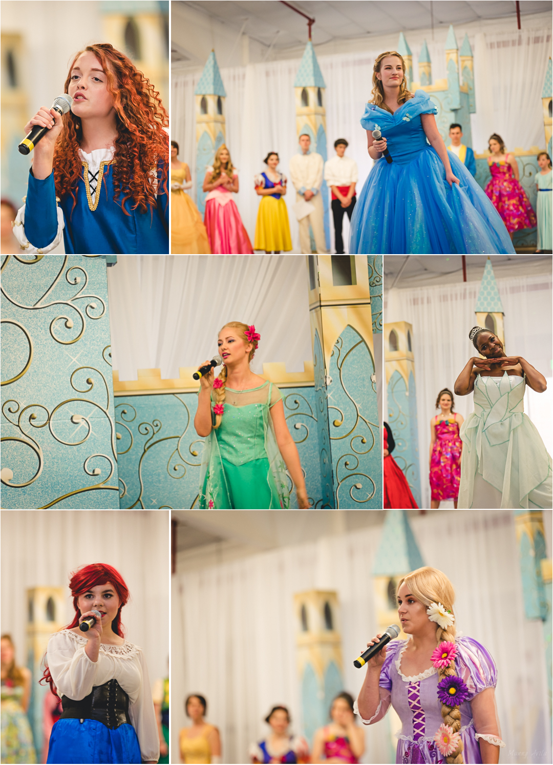 real-life princesses tri-cities