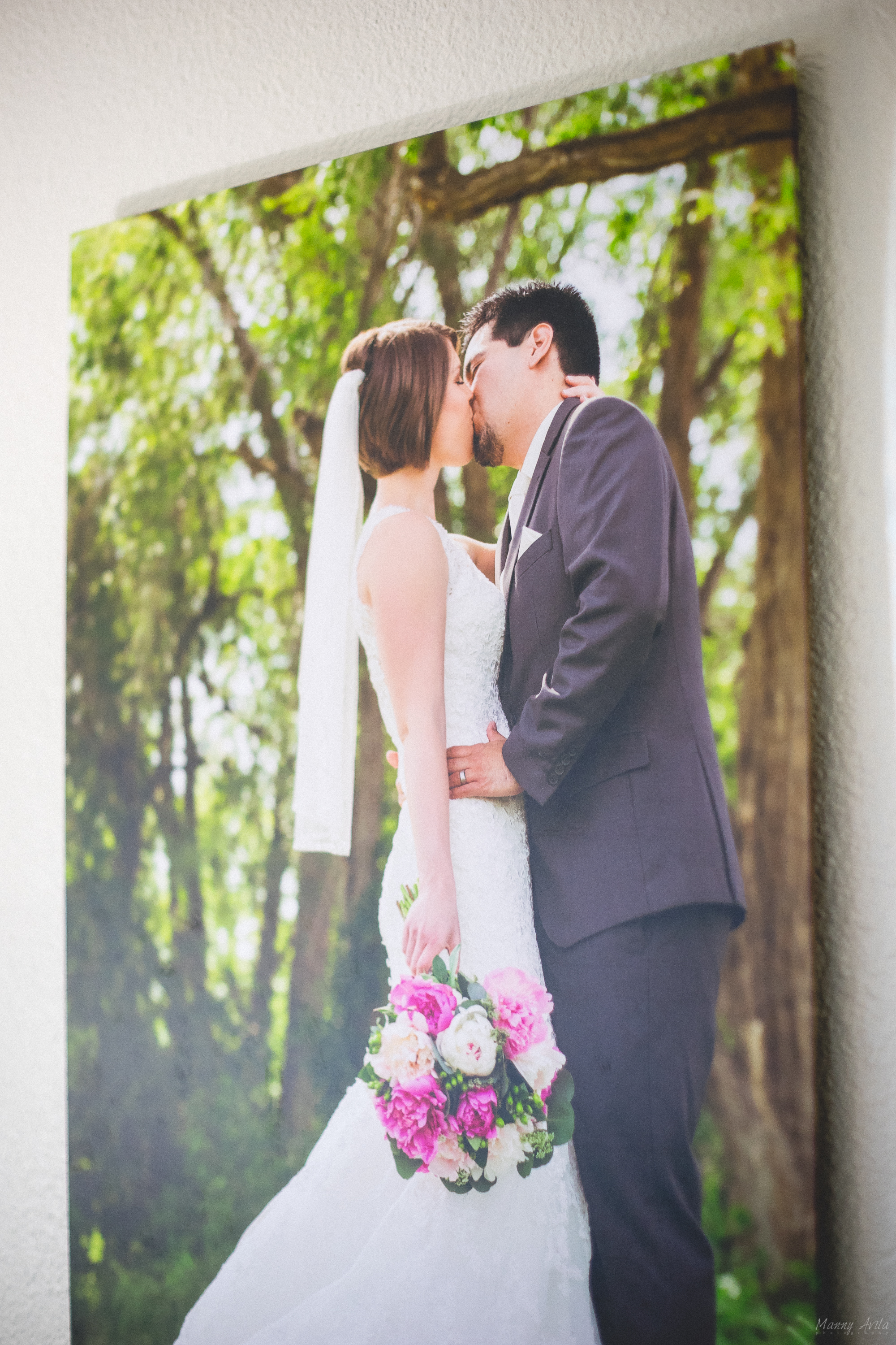 One of the favorite images from Katie and I's wedding. This one is in our bedroom and it reminds us daily of the best day of our lives and of our awesome relationship.