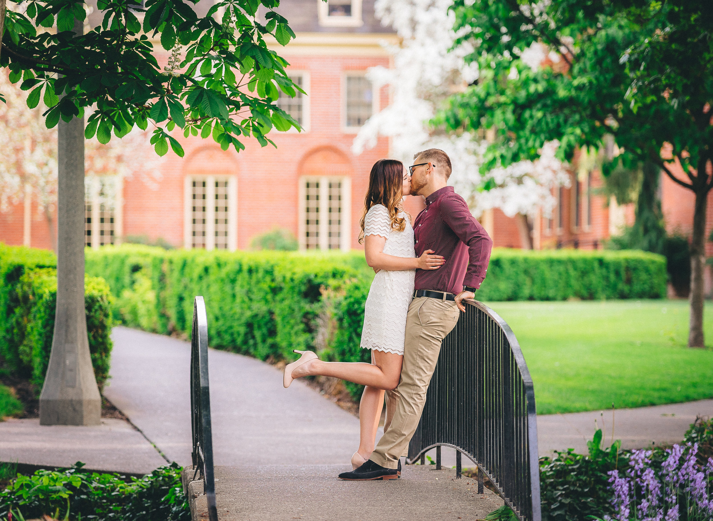 walla walla engagement photographers