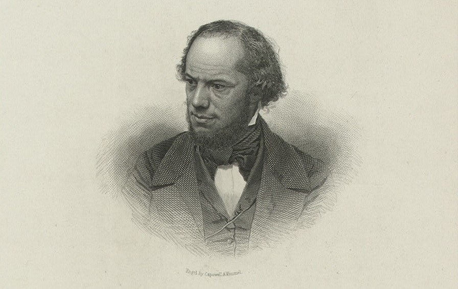 Rufus W. Griswold. Miriam and Ira D. Wallach Division of Art, Prints and Photographs, New York Public Library